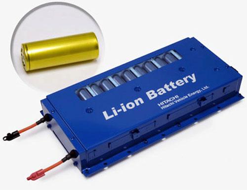 Hitachi develops method of doubling battery life