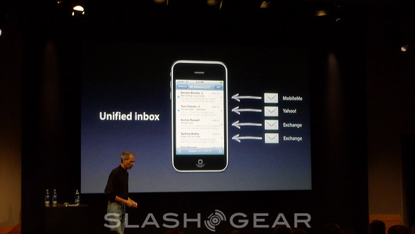 Apple iPhone OS 4.0 Introduces Unified Inbox