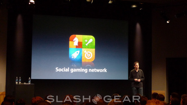 Apple iPhone OS 4.0 Introduces Game Center: Social Gaming Network