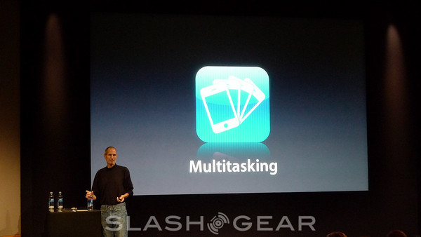 Apple iPhone OS 4.0 Introduces Multitasking
