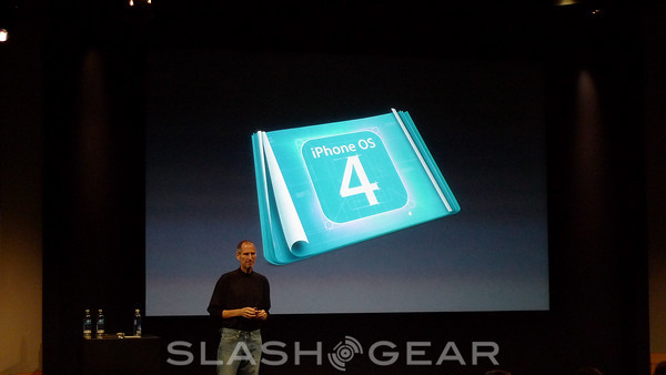 Apple iPhone OS 4.0 SDK Available Now