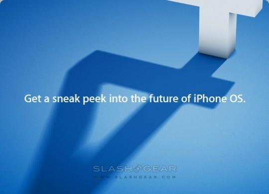 SlashGear's Apple iPhone OS 4.0 Liveblog: Thursday April 8th at 10AM PST