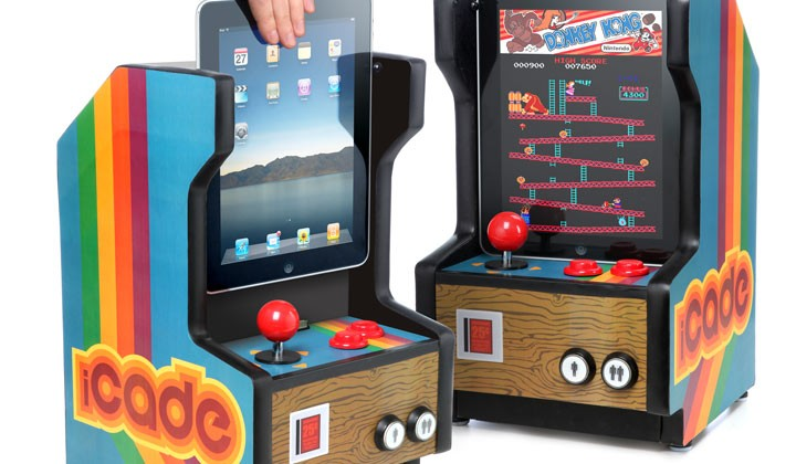 """iCade iPad arcade cabinet release """"a possibility"""" say ThinkGeek"""