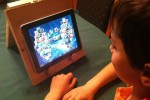 DIY iPad stand, so simple a 10-year-old could… oh wait