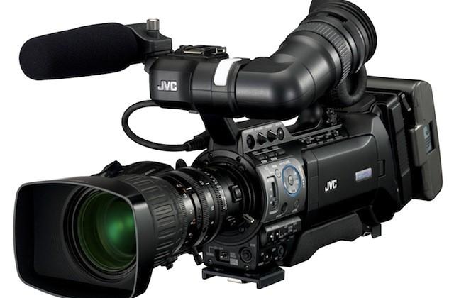 JVC GY-HM790 ProHD camcorder makes us wish we had video skills