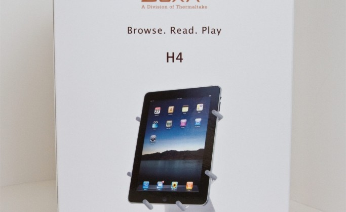 Luxa2 H4 iPad Holder Review