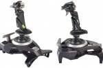 Mad Catz Cyborg F.L.Y. 9 Wireless Flight Stick for Xbox 360 announced