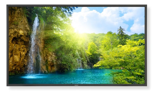 NEC debuts huge 52-inch P521 commercial LCD