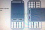 Nokia C2 split-keyboard phone leaks