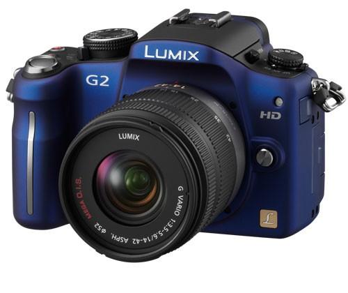 Panasonic LUMIX G2 and G10 priced, due May 2010