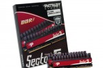 Patriot offers world's fastest DDR 3 RAM with Viper II Sector 5 2500MHz kit