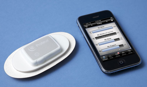 Proteus Raisin Personal Health Monitor clears FDA, works with iPhone