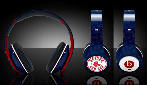 Monster offers Red Sox edition Beats by Dre headphones