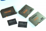 Samsung in production with new 20nm NAND flash for memory cards