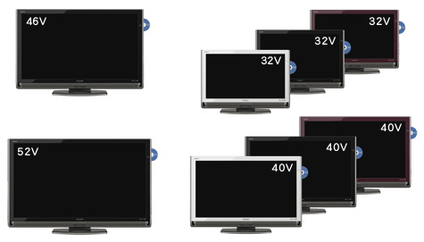 Sharp AQUOS DX3 HDTVs with Blu-ray burners onboard outed