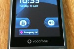 Tiny Vodafone 845 Android 2.1 phone spotted