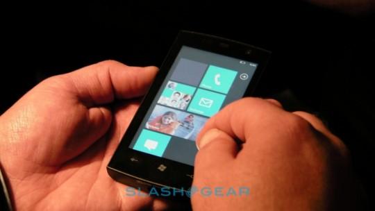Microsoft take charge of Windows Phone 7 firmware updates