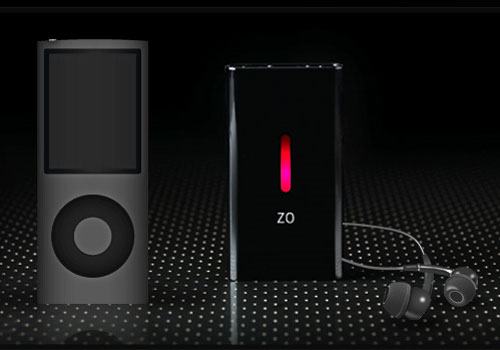 Zo Personal subwoofer promises 12-inch sub performance in an iPod nano-size package