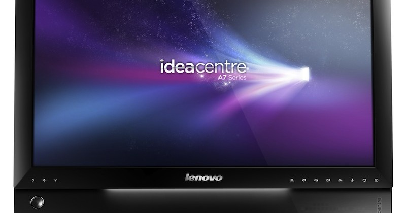Lenovo IdeaCentre A700 and B305 all-in-ones get optional touchscreens