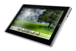 ASUS Eee Pad EP101TC, EP121 and Eee Tablet get official