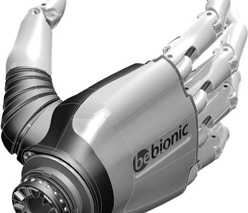 BeBionic Bionic Hand Set for Worldwide Distribution in June [Video]