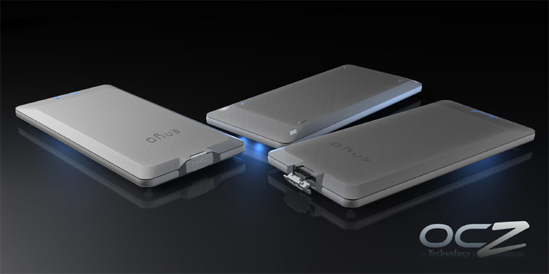 OCZ Enyo Features Ridiculous Good Looks and USB 3.0