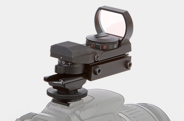 Brando Red Dot Sight for your Camera Means the Next Perfect Shot