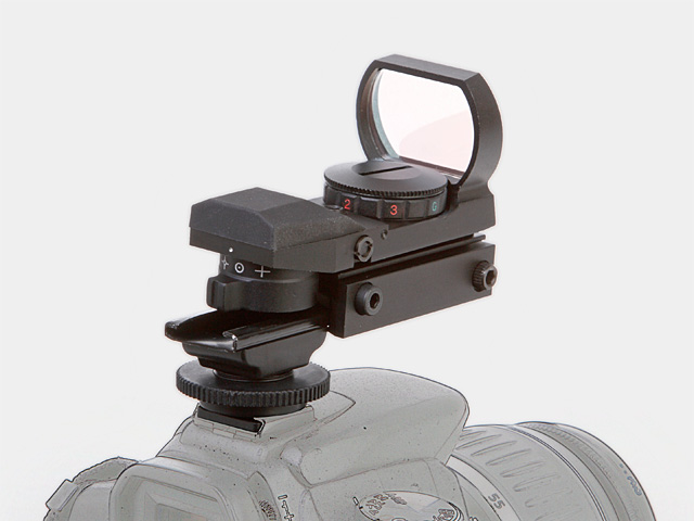 Brando Red Dot Sight for your Camera Means the Next Perfect