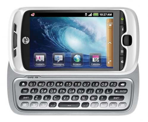 June 2nd launch for T-Mobile myTouch 3G Slide