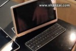 Taiji tablet hides stowaway Bluetooth keyboard [Video]