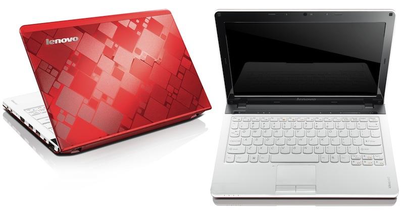 Lenovo IdeaPad U160, U460 & U460s intro latest Core i3/i5/i7 ULV CPUs