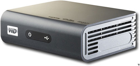 WD TV Live HD Media Player is the First Network Media Player Compatible with Windows 7