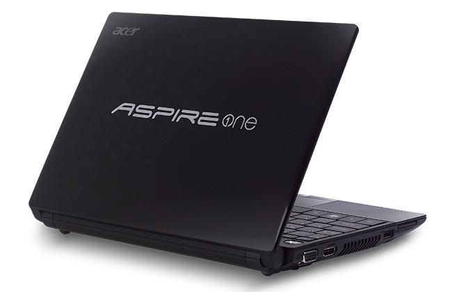 Acer Aspire One 521, 721 and Aspire 1551 raid AMD's 2010 CPU catalog