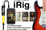 AmpliTube iRig puts a guitar amp in the iPhone