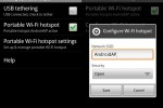 WiFi tethering spotted in Android 2.2 Froyo