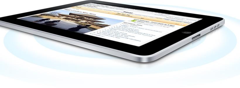iPad WiBro planned for South Korea?