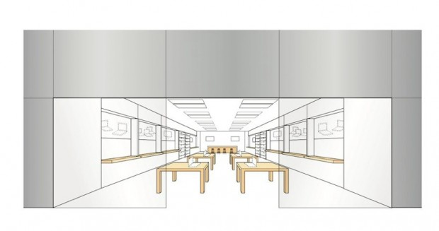 "Apple attempt to trademark ""distinctive"" Apple Store design"