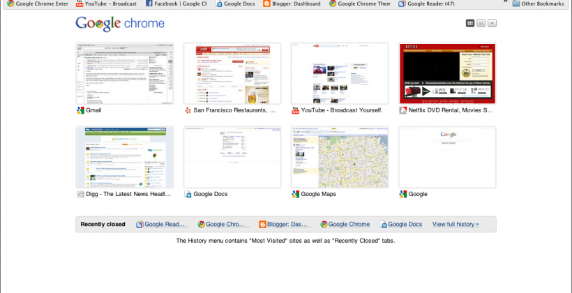 Stable Chrome builds for Mac and Linux released