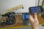 DIY iPhone-controlled four-stage coil gun [Video]