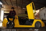 DIY Lamborghini cost just $3k
