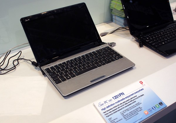 ASUS EEE PC 1201PN NOTEBOOK DRIVER PC
