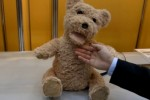 Fujitsu robot bear gets video demo: terrifies