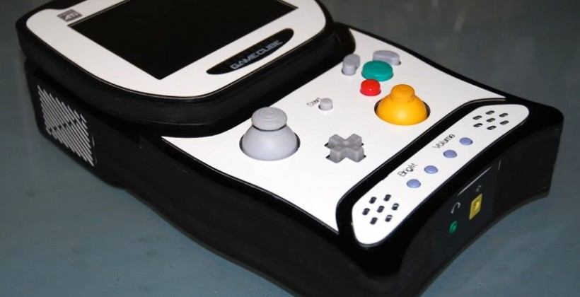 Game Cube Portable reaffirms our love of console mods [Video]
