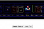 Google PAC-MAN playable logo gets permanent reprieve