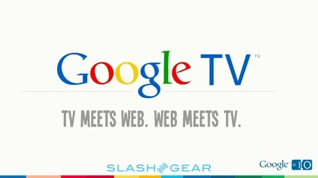 Google TV gets official [Video]
