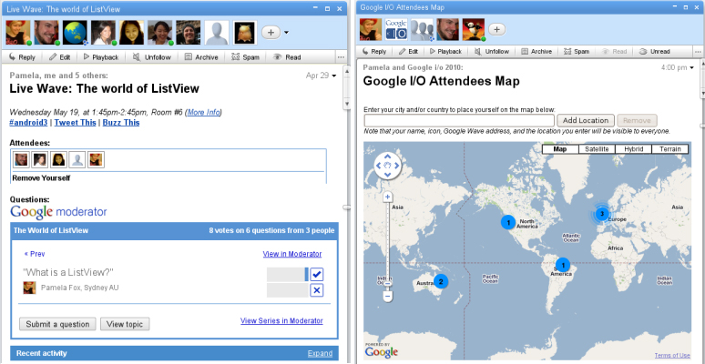 Google Wave available for all