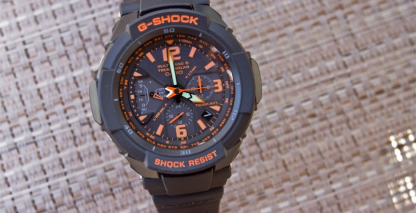 Casio G-Shock GW-3000B & GA-100 Review
