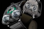 MB&F HM3 Frog watch looks dead sexy