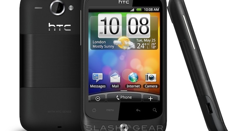 HTC Wildfire hands-on