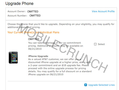 AT&T rolling upgrade dates back for early iPhone 3GS buyers [Updated]